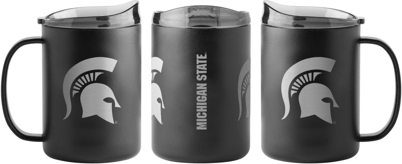 Boelter Michigan State Spartans 15oz. Stainless Steel Mug