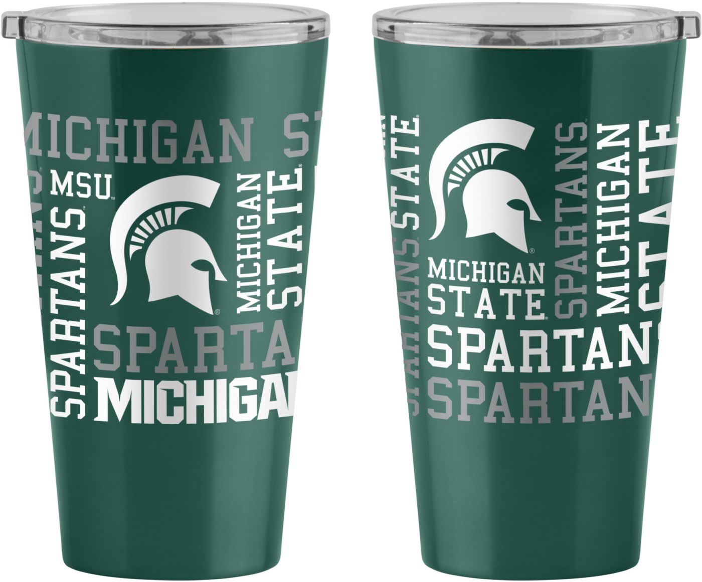 Boelter Michigan State Spartans 16oz. Pint Glass