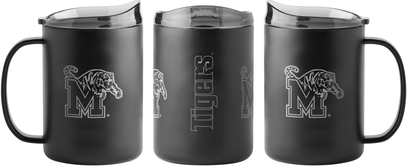 Boelter Memphis Tigers 15oz. Stainless Steel Mug