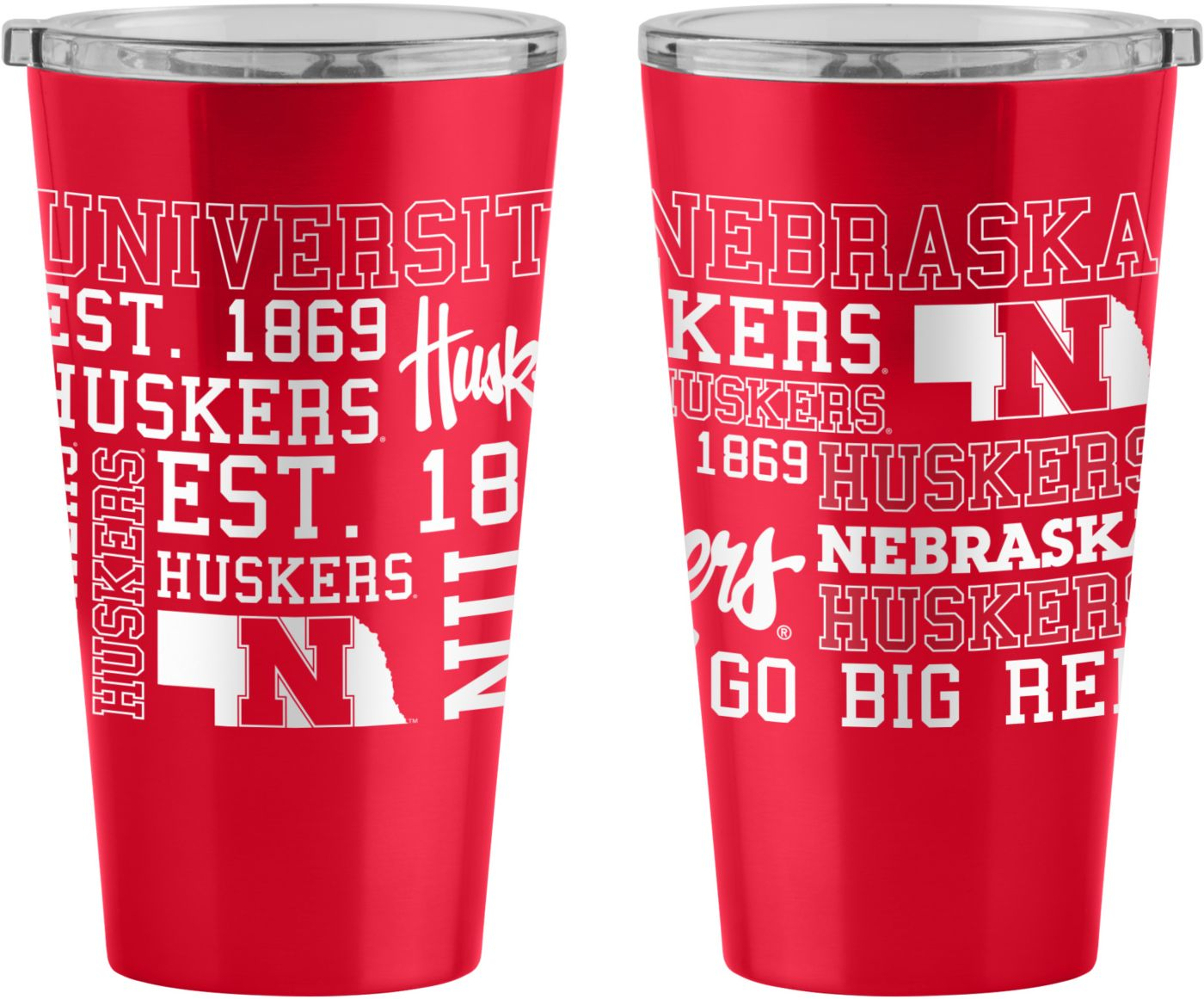 Boelter Nebraska Cornhuskers 16oz. Pint Glass