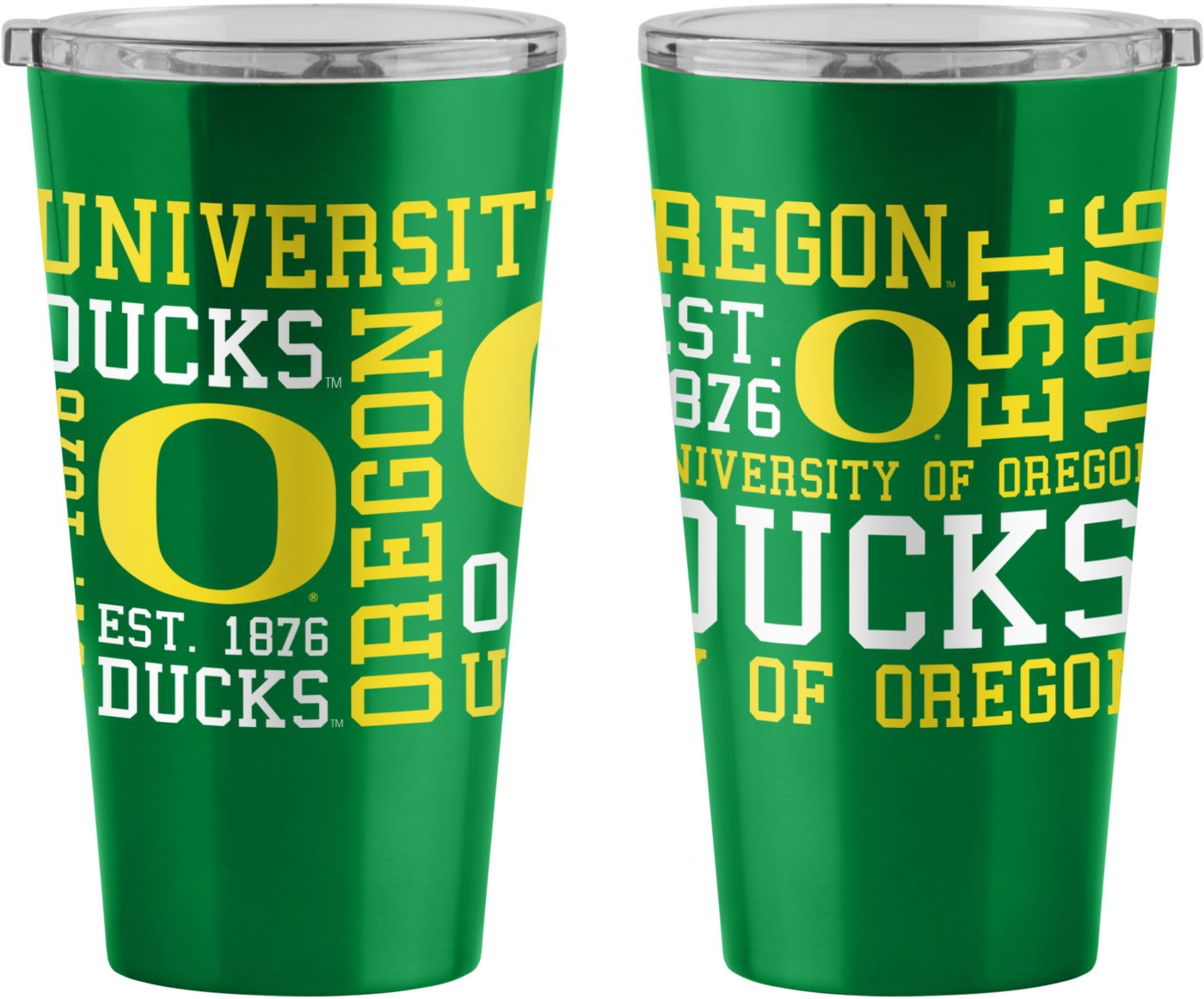 Boelter Oregon Ducks 16oz. Pint Glass