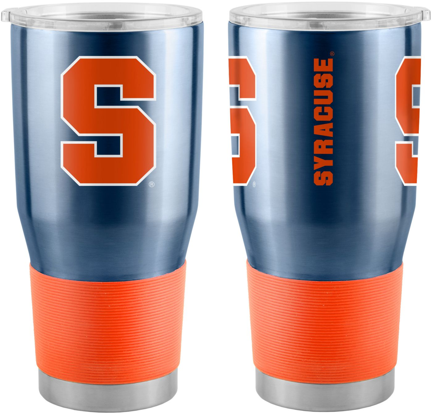 Boelter Syracuse Orange 30oz. Ultra Stainless Steel Tumbler