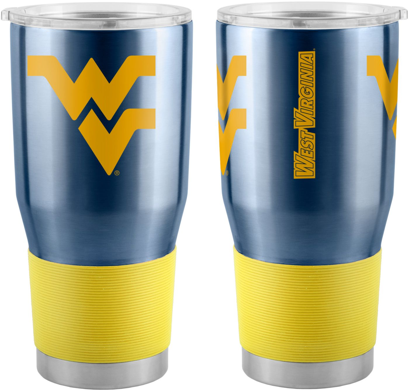 Boelter West Virginia Mountaineers 30oz. Ultra Stainless Steel Tumbler