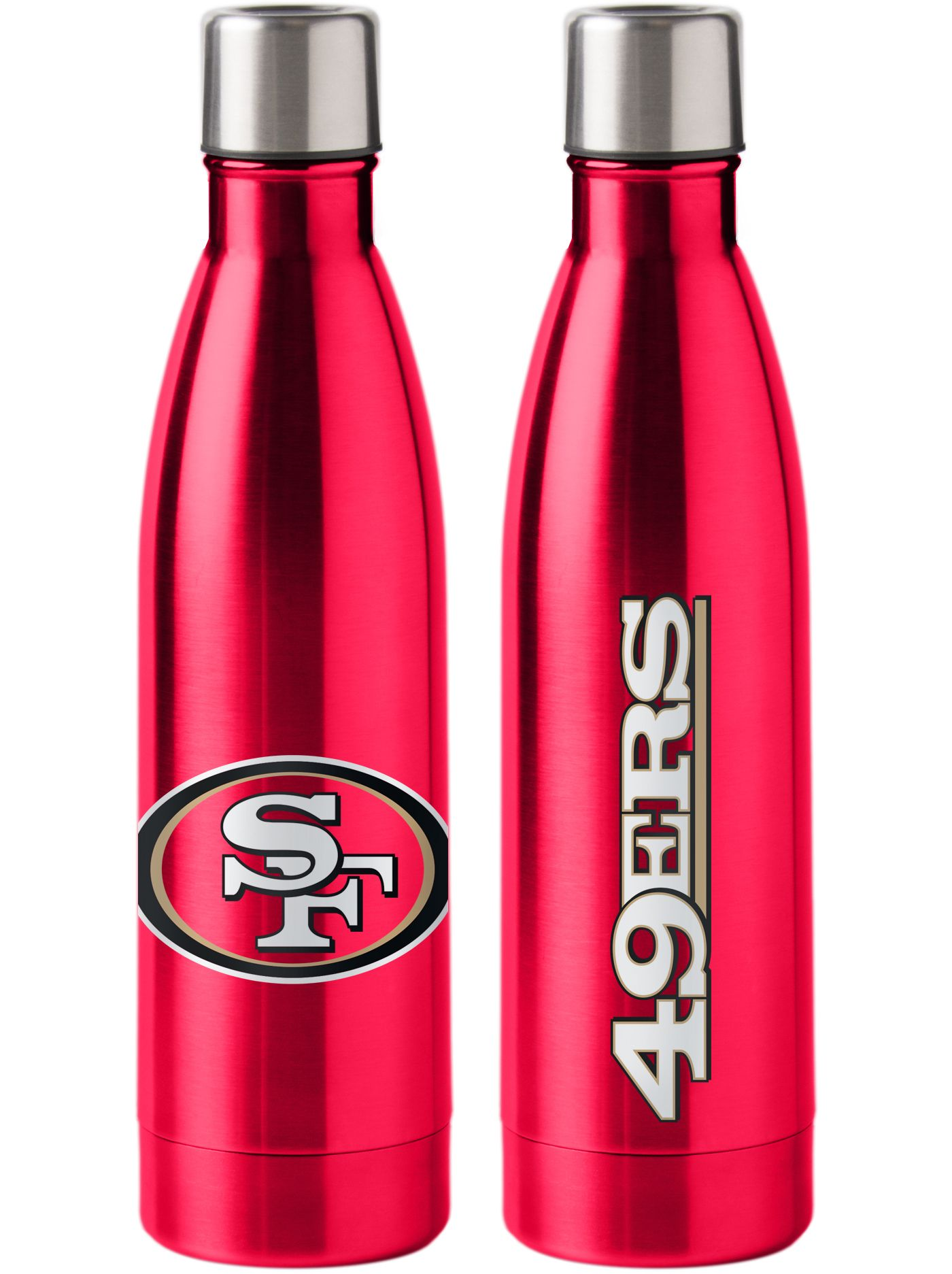 Boelter San Francisco 49ers Stainless Steel Water Bottle