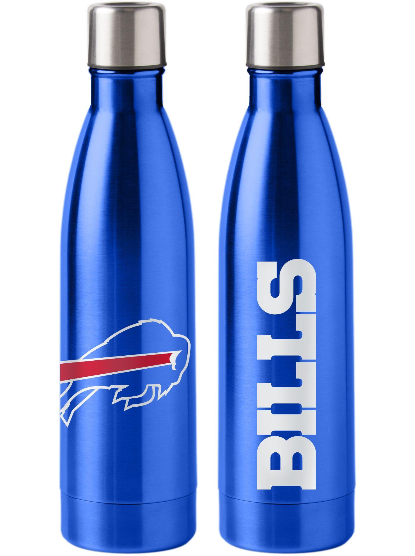 Boelter Buffalo Bills Stainless Steel Water Bottle
