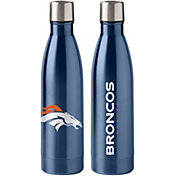 Boelter Denver Broncos Stainless Steel Water Bottle