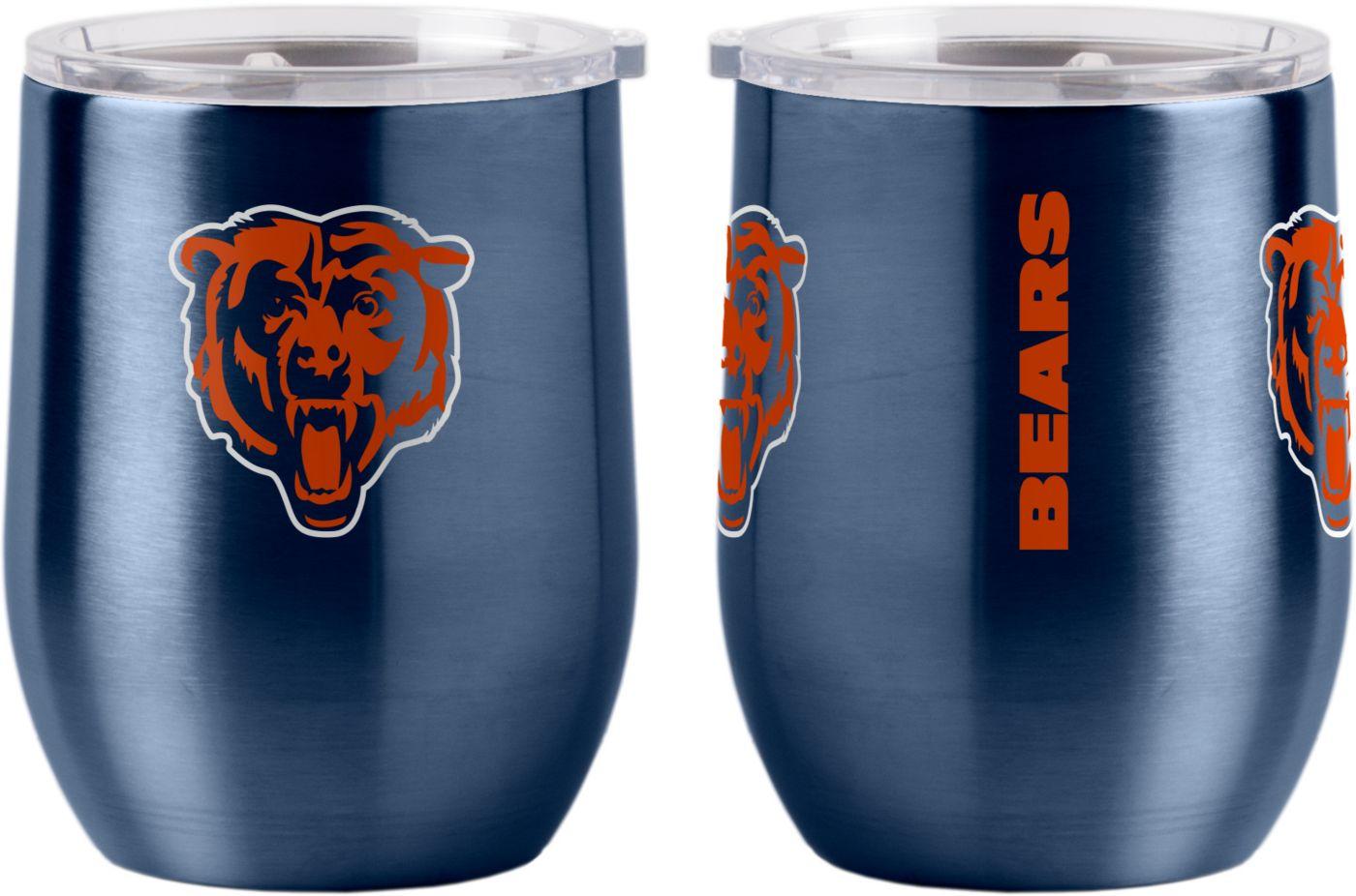 Boelter Chicago Bears Stainless Steel Wine Tumbler