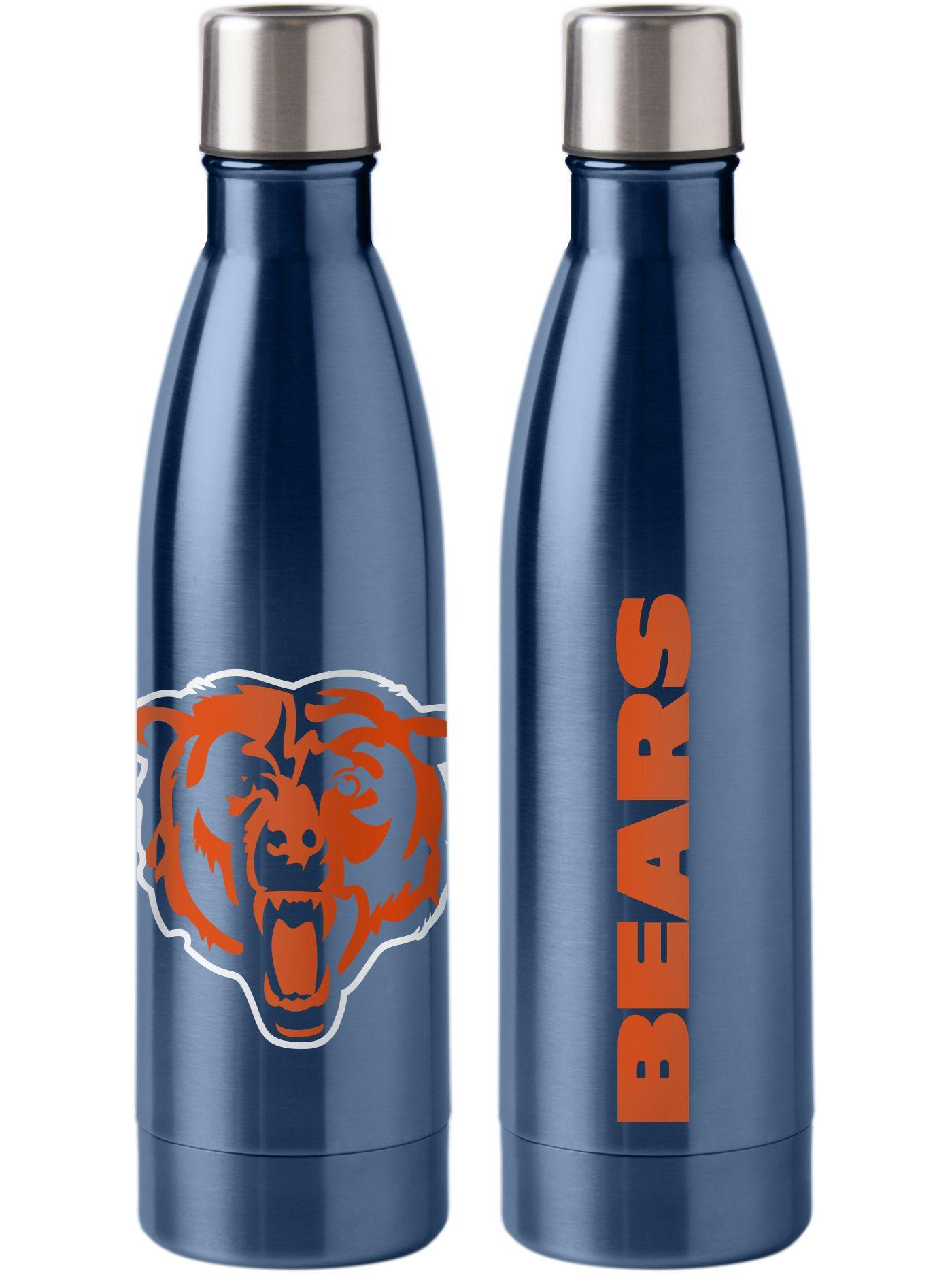 Boelter Chicago Bears Stainless Steel Water Bottle