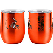 Boelter Cleveland Browns Stainless Steel Wine Tumbler