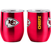 Boelter Kansas City Chiefs Stainless Steel Wine Tumbler