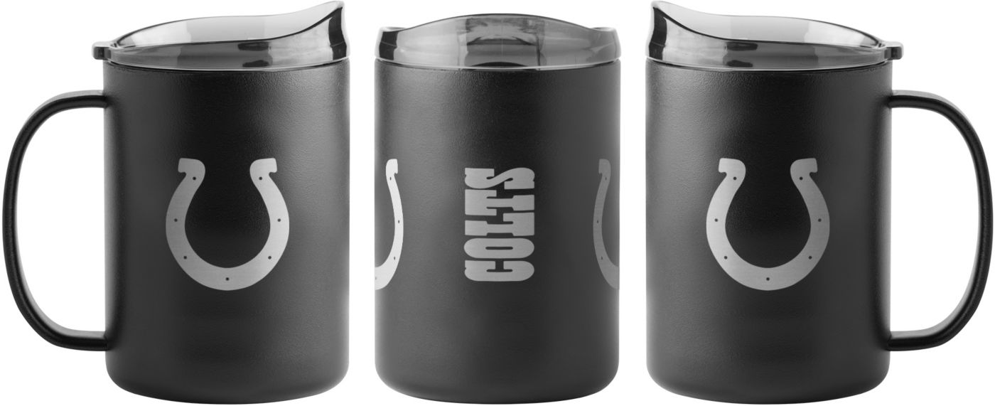 Boelter Indianapolis Colts 15oz. Stainless Steel Mug