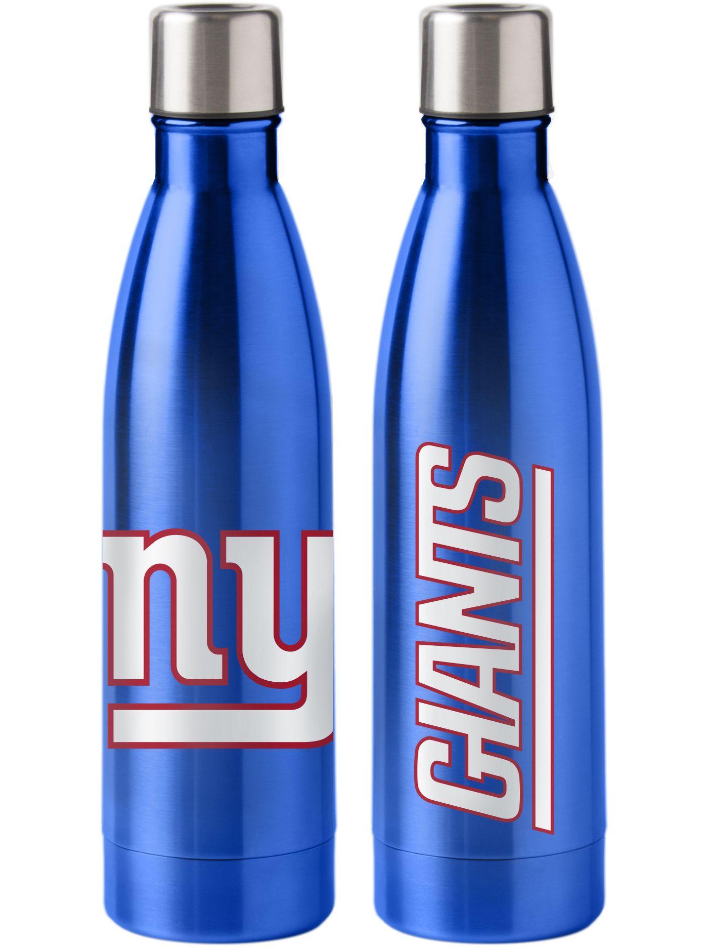 Boelter New York Giants Stainless Steel Water Bottle