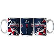 Boelter Super Bowl LIII Champions New England Patriots 15oz. Mug