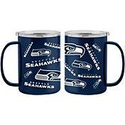 Boelter Seattle Seahawks 15oz. Sticker Mug