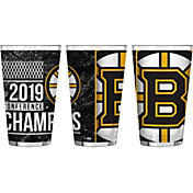 Boelter NHL 2019 Eastern Conference Champions Boston Bruins 16oz. Pint Glass