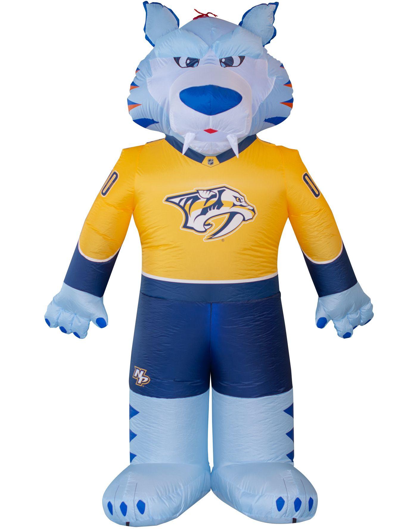 Boelter Nashville Predators Inflatable Mascot