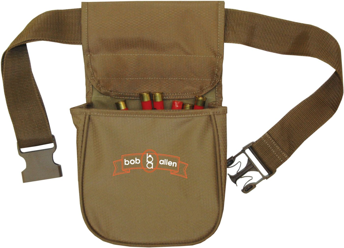 Bob Allen Divided Pouch with Belt