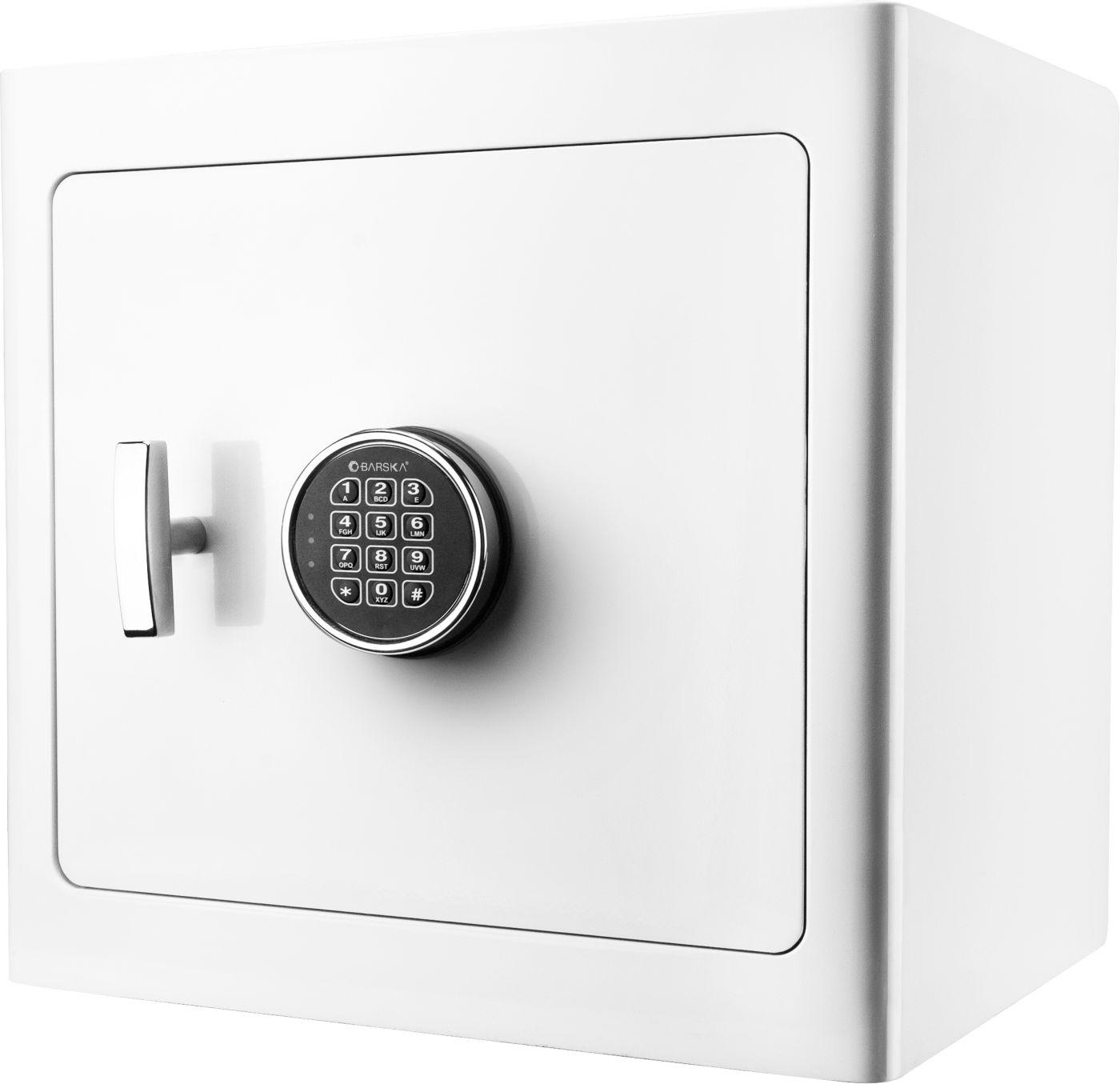 Barska Fireproof Jewelry Safe with Keypad Lock