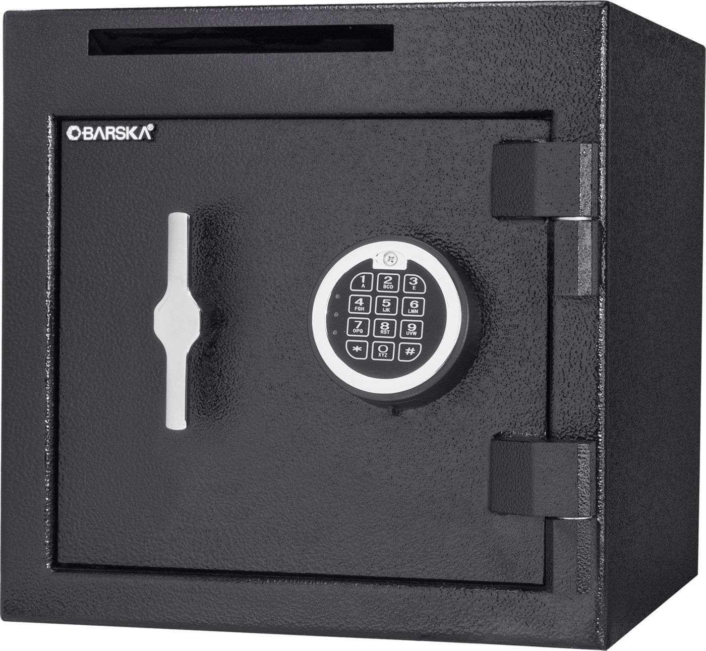 Barska Steel Slot Depository Safe with Keypad Lock