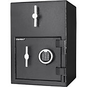 Barska Rotary Hopper Depository Safe with Keypad Lock