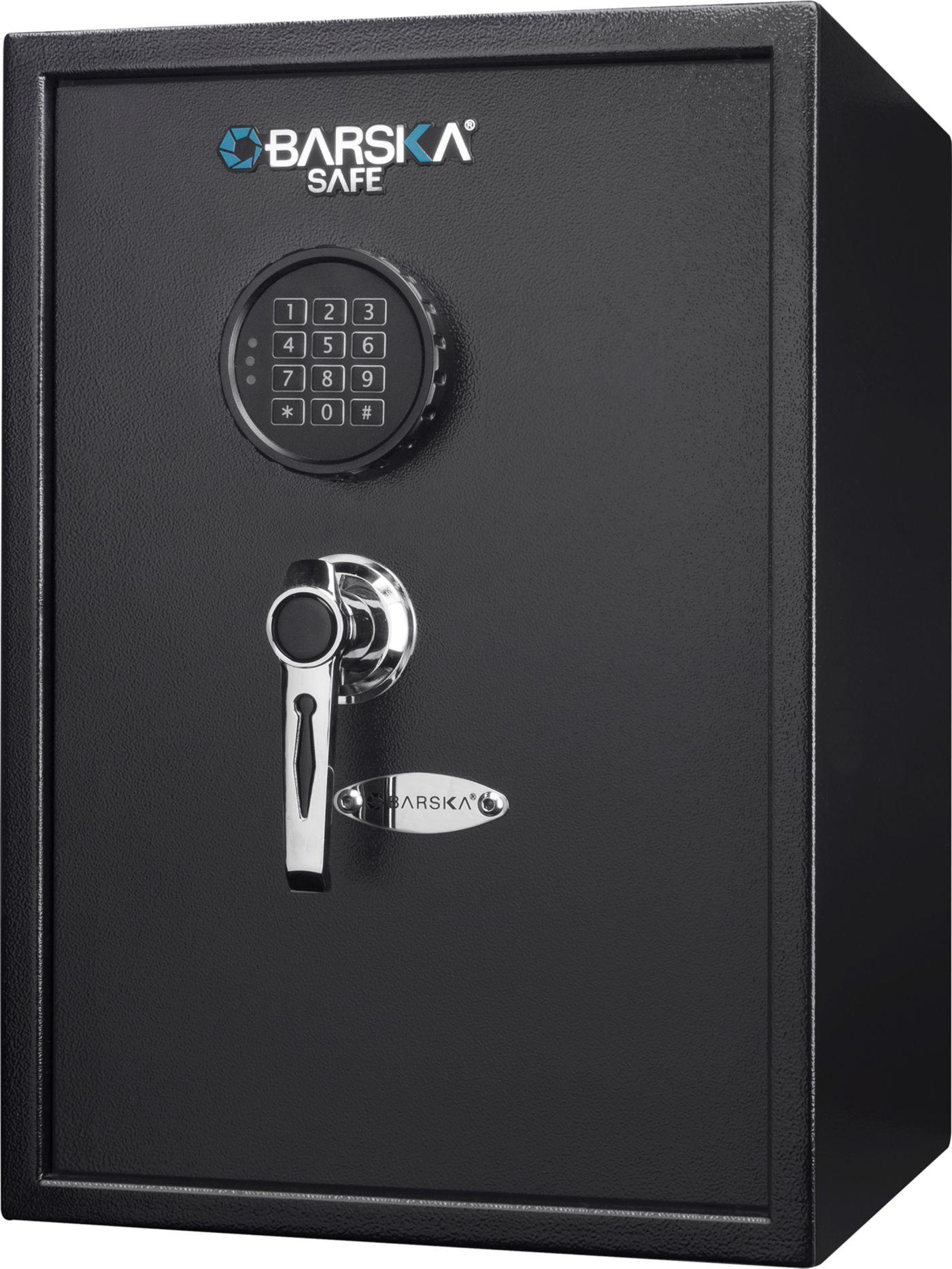Barska Large Safe with Keypad Lock