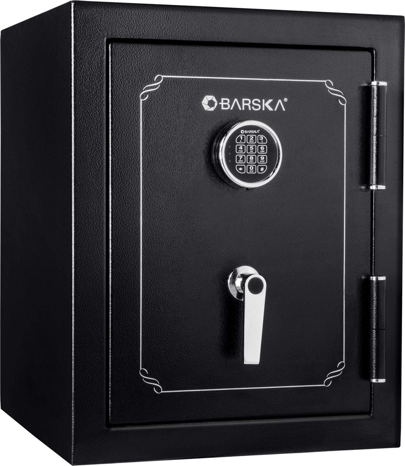 Barska Fire Vault Safe with Keypad Lock