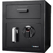 Barska Depository Safe with Biometric Keypad Lock