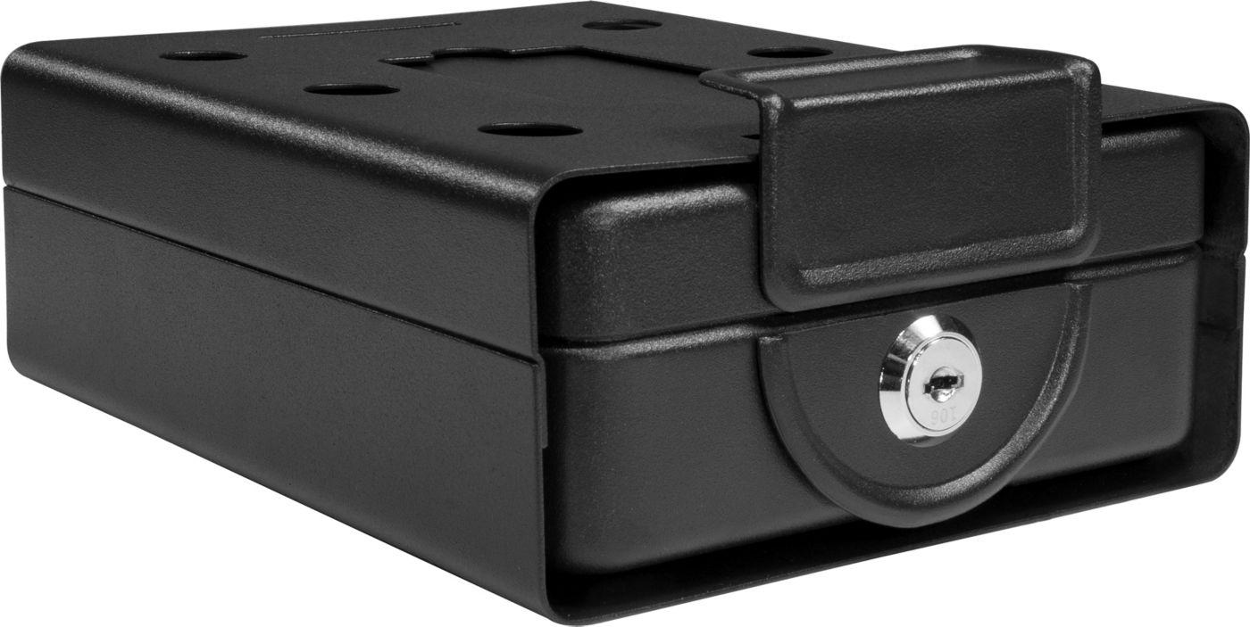 Barska Compact Key Lock Safe with Mounting Sleeve