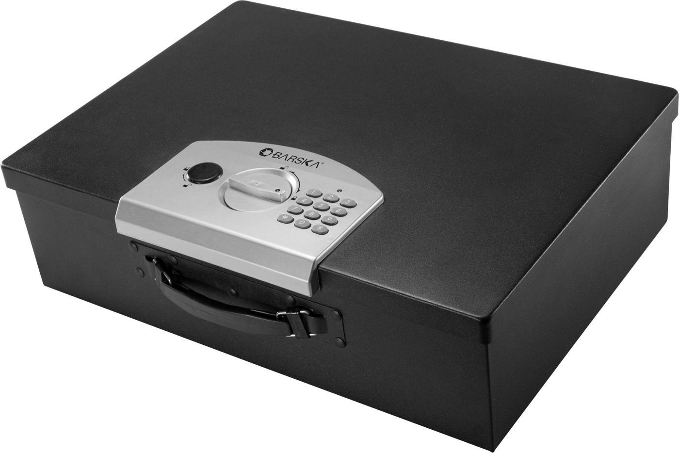 Barska Portable Keypad Safe with Digital Lock