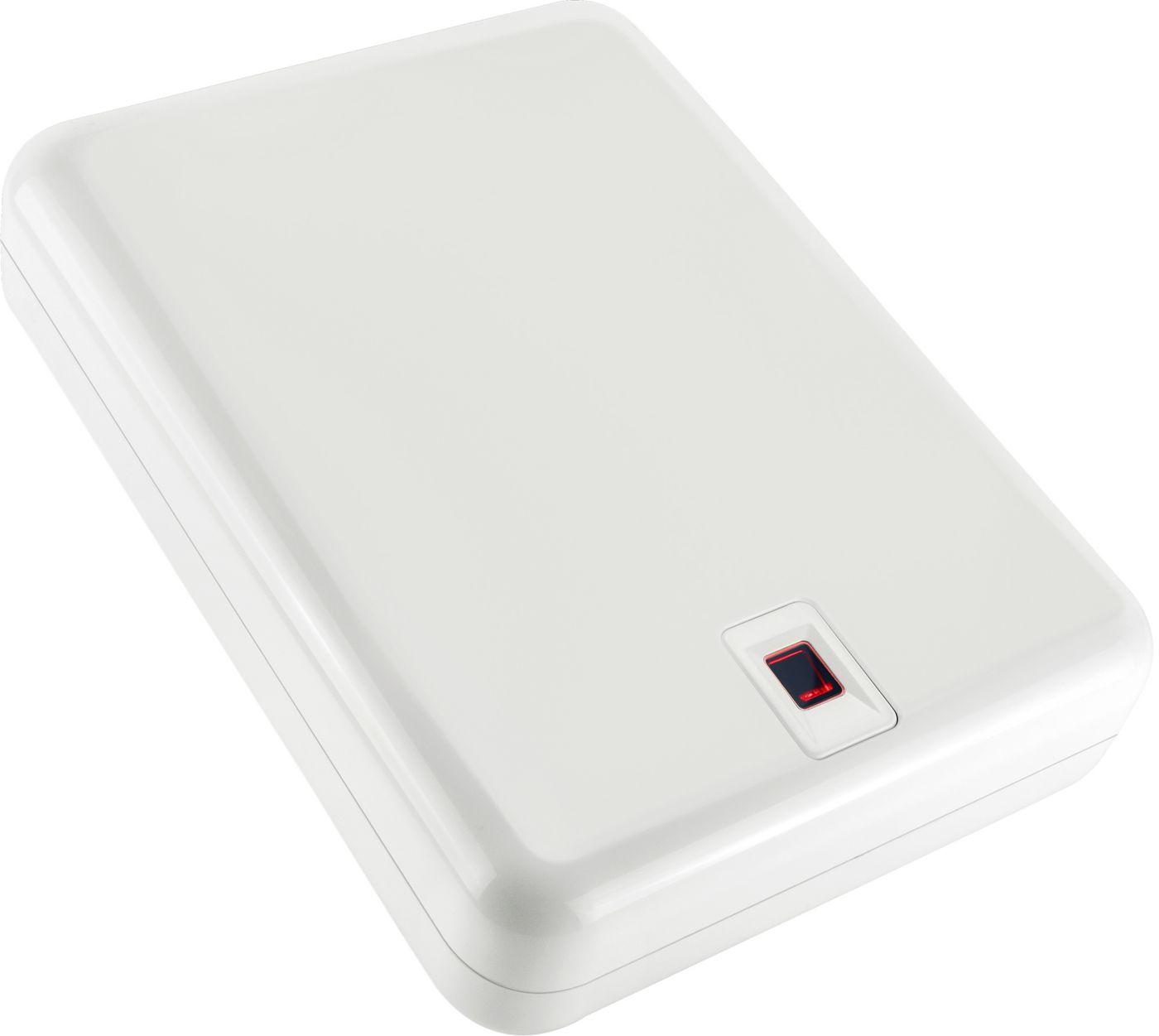 Barska iBOX Portable Lock Box with Biometric Lock