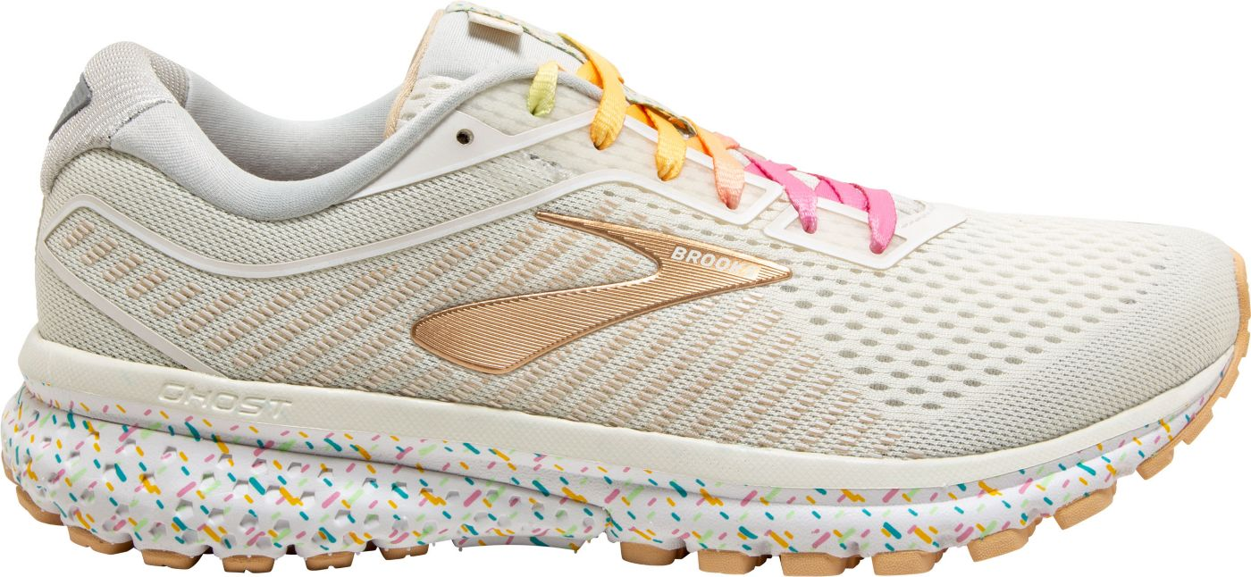 Brooks Women's Ghost 12 Vanilla Sprinkles Running Shoes