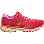 Brooks Women's Ghost 12 Running Shoes in Sherbert Pink