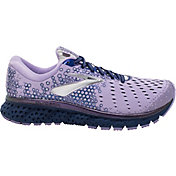Brooks Women's Glycerin 17 Running Shoes in Purple/Navy
