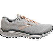 Brooks Women's Anthem 2 Running Shoes in Grey/Peach