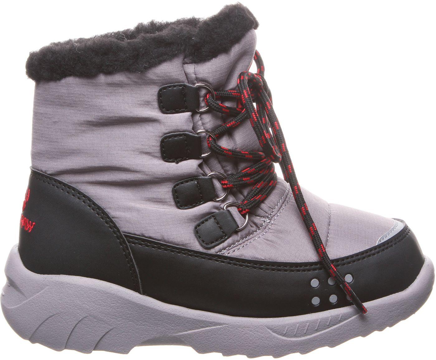 BEARPAW Kids' Tundra Winter Boots