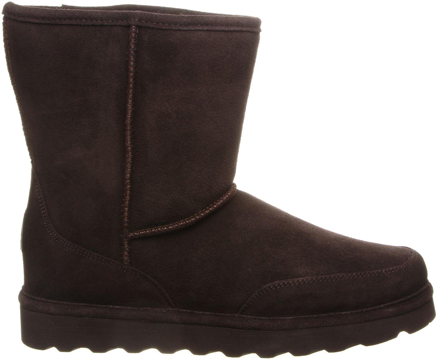 BEARPAW Men's Brady Sheepskin Boots