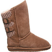 BEARPAW Women's Boshie Sheepskin Boots