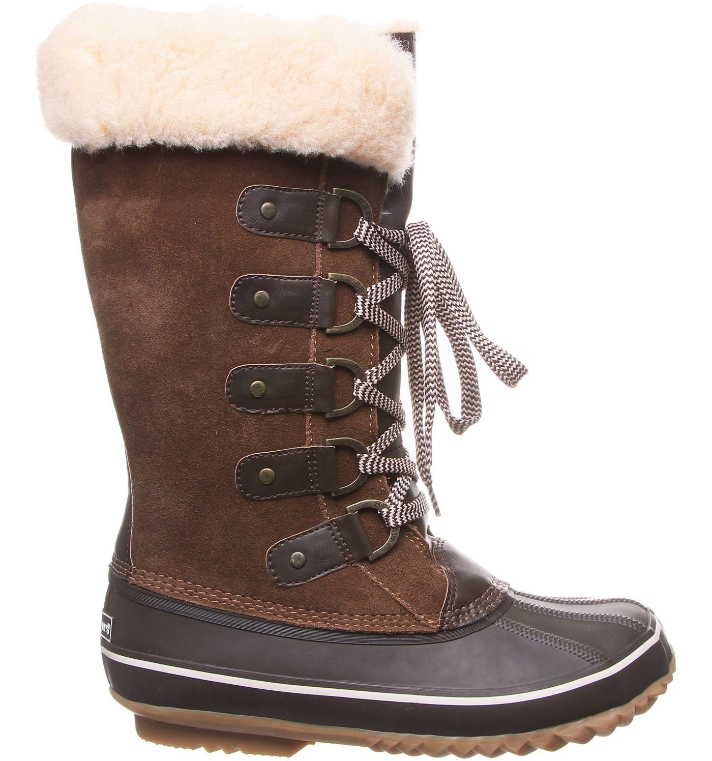 BEARPAW Women's Denali 200g Waterproof Winter Boots