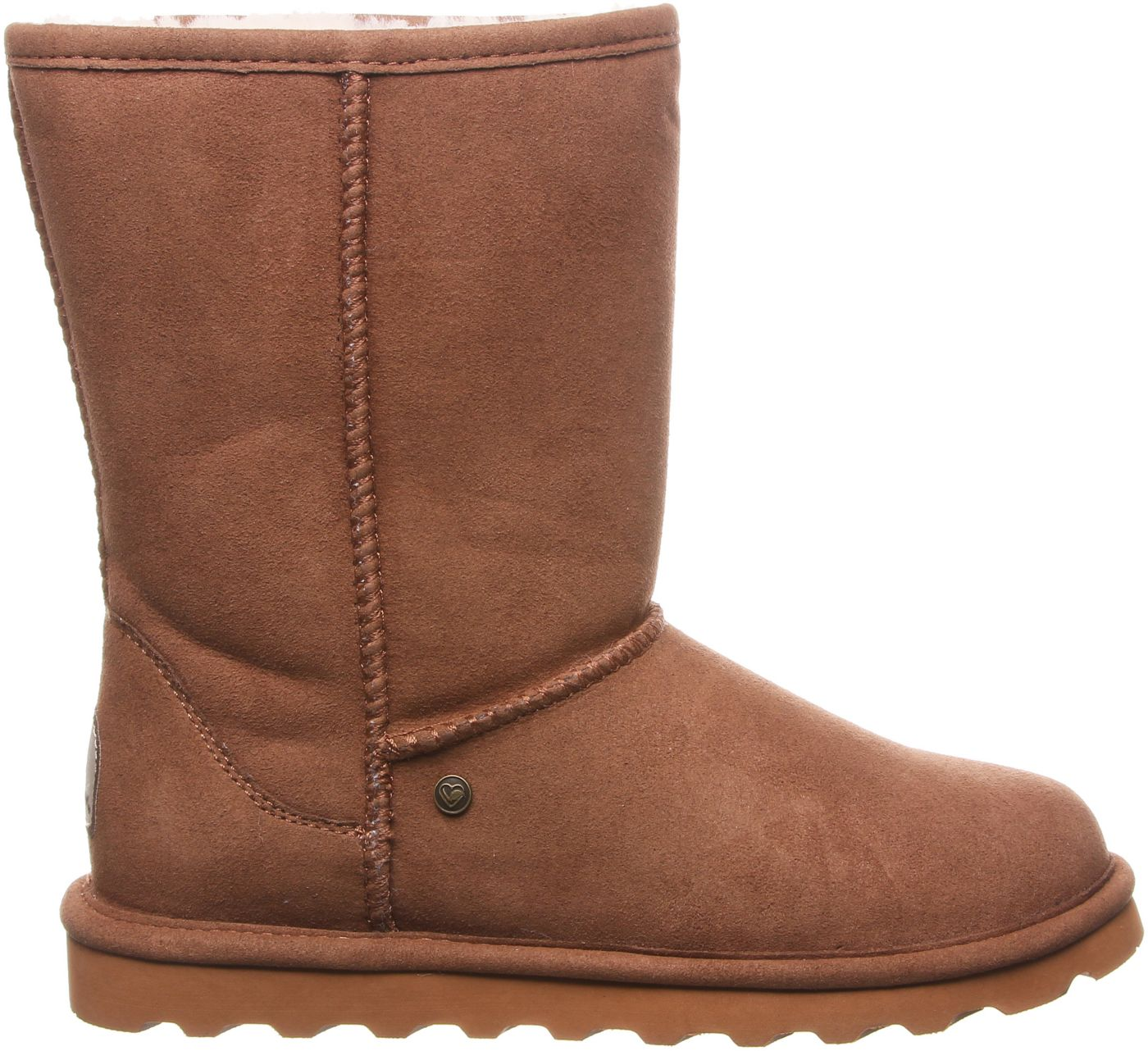 BEARPAW Women's Vegan Elle Short Winter Boots