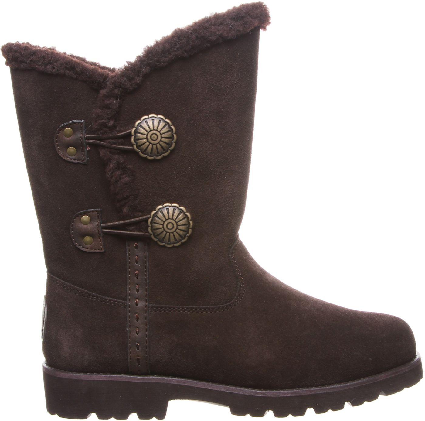 BEARPAW Women's Wildwood Winter Boots