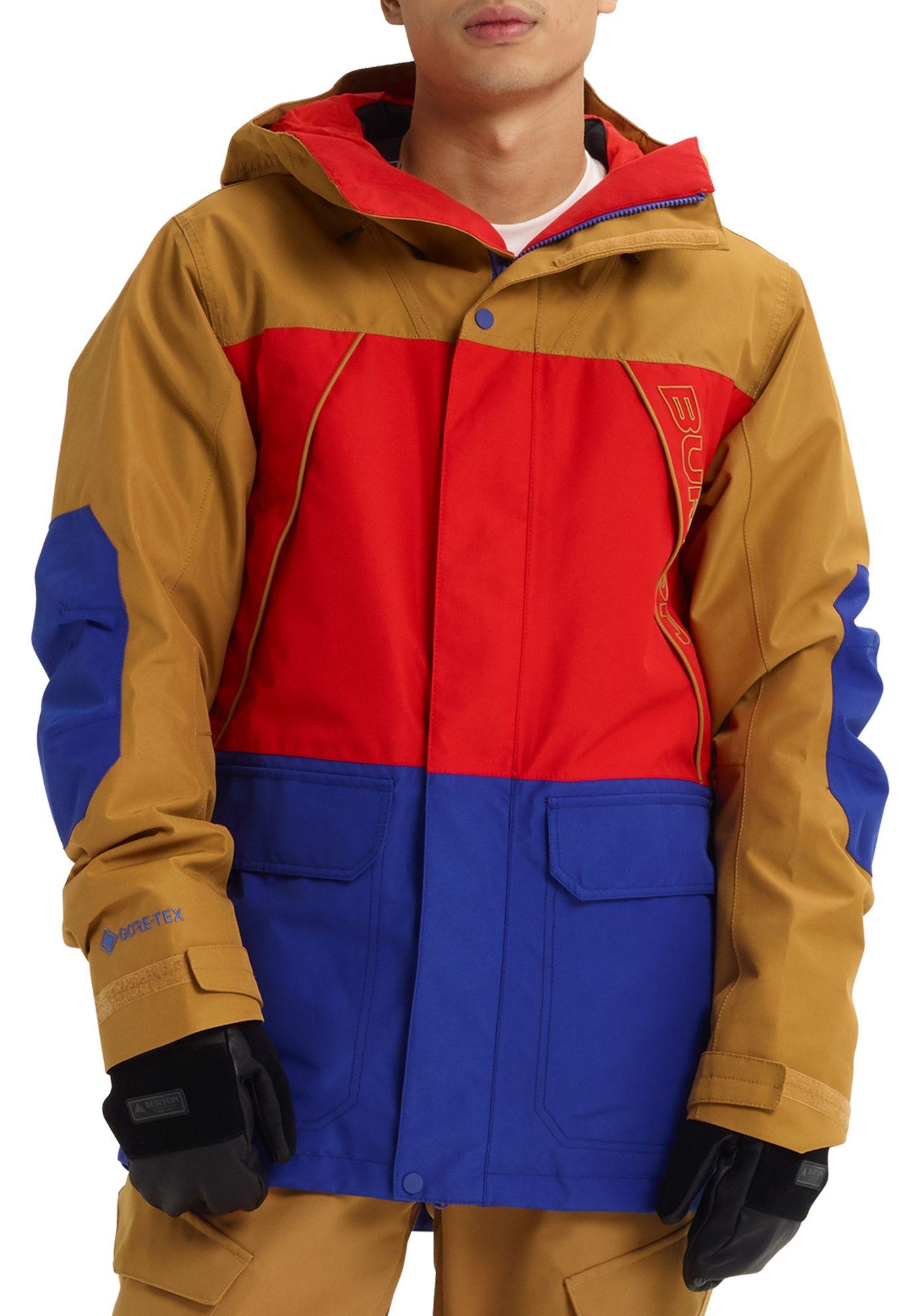 Burton Men's GORE-TEX Breach Winter Jacket