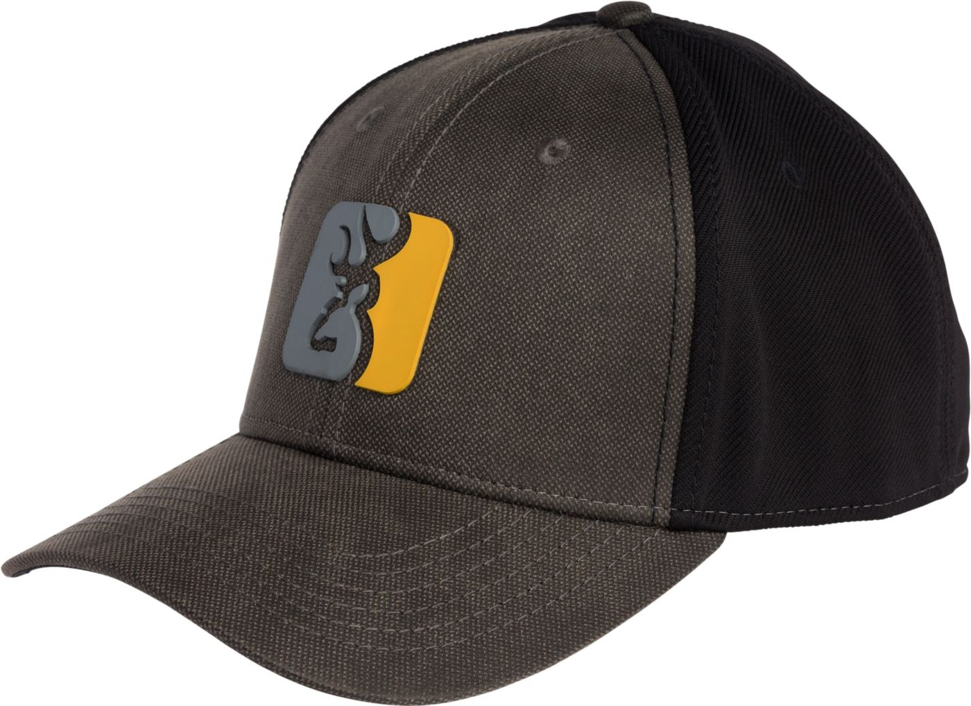 Browning Men's Black and Gold Hat