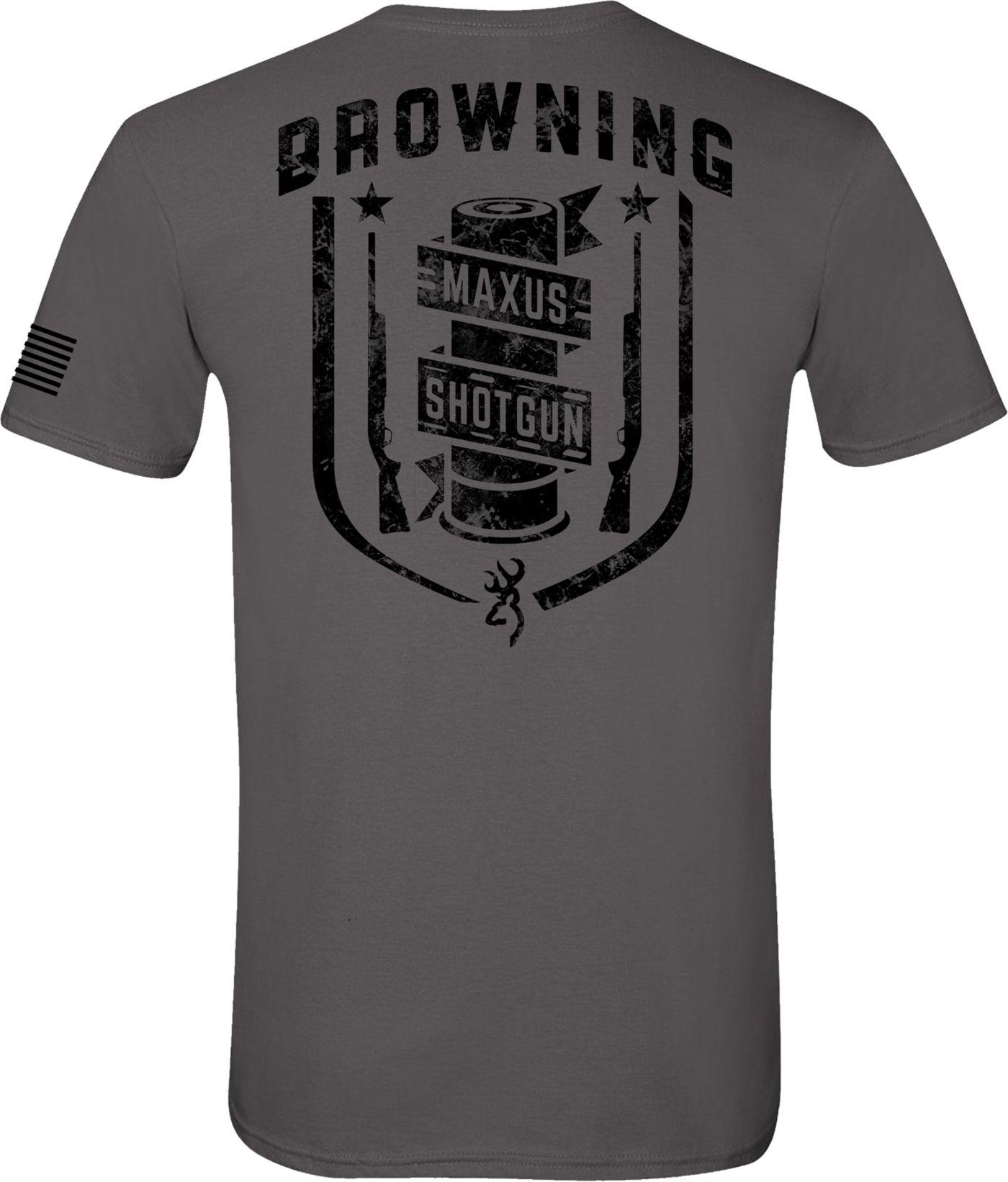 Browning Men's Maxus Banner T-Shirt