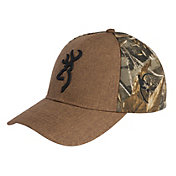 Browning Men's 3D Buckmark Hat