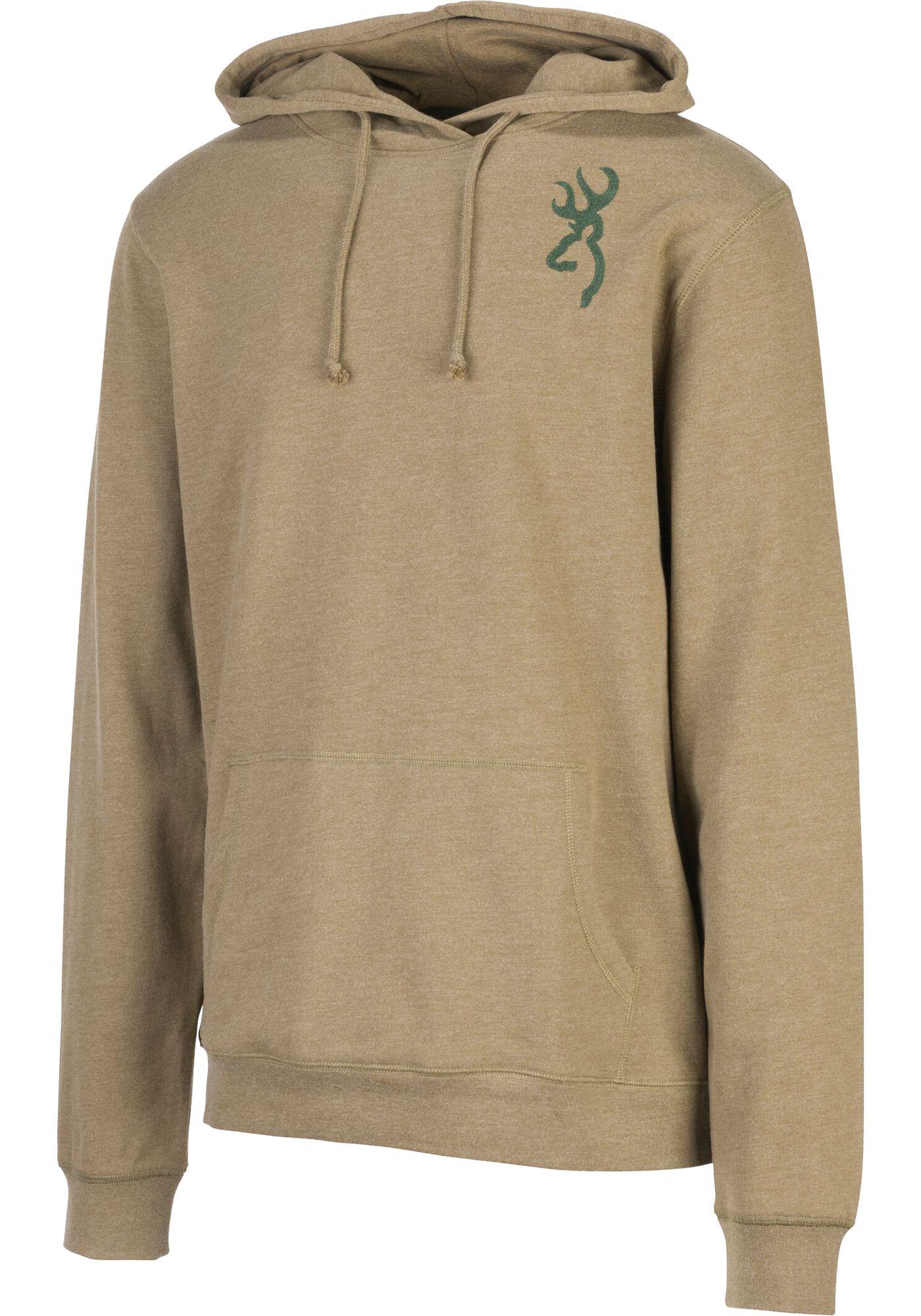 Browning Men's Grandview Fleece Sweatshirt