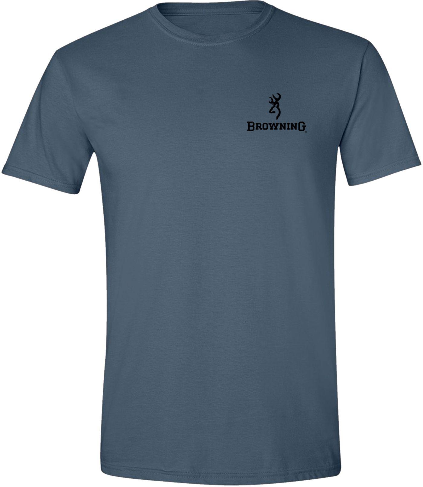 Browning Men's Box T-Shirt
