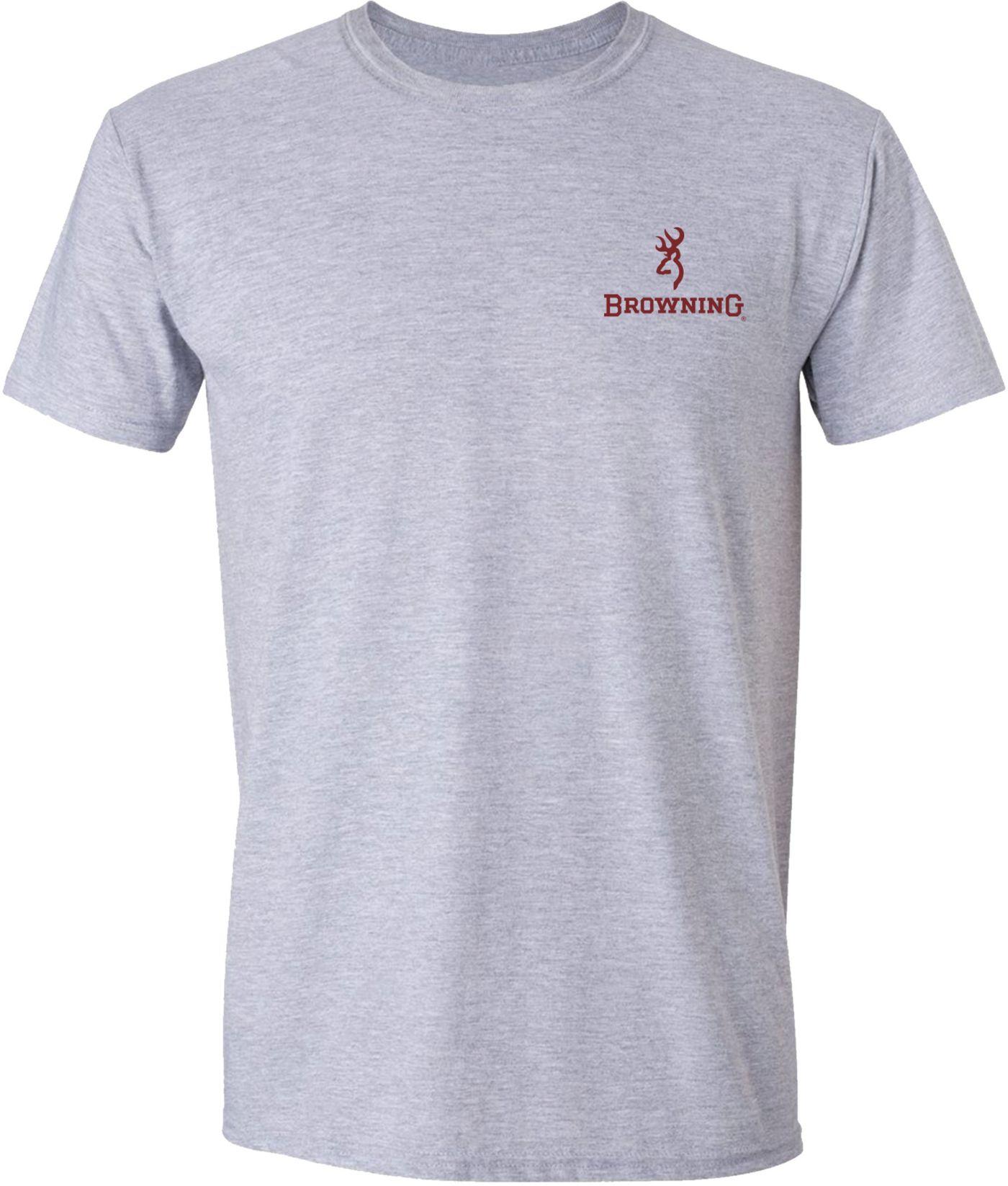 Browning Men's Ohio Stamp T-Shirt