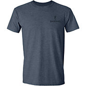 Browning Men's Smudge Buckmark T-Shirt