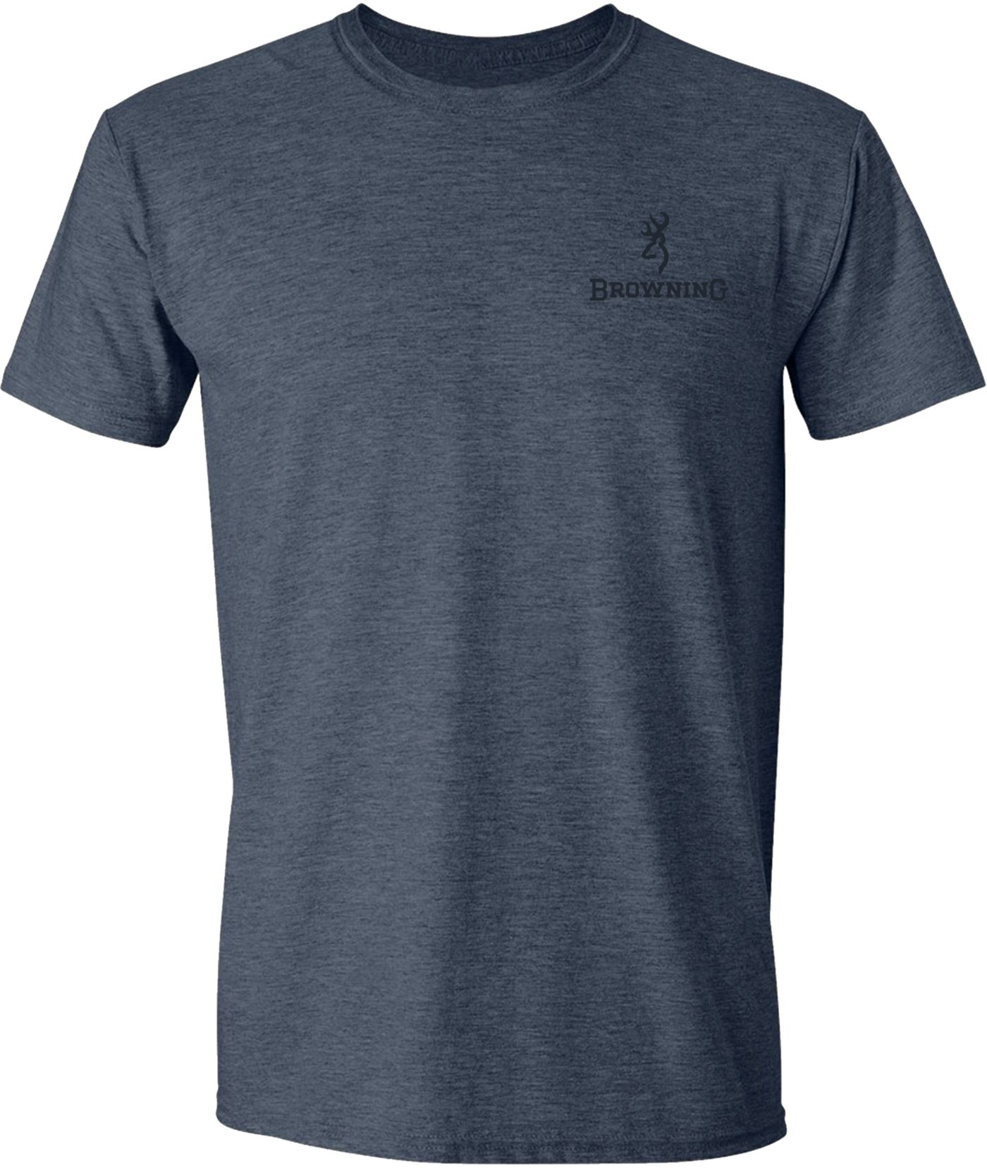 Browning Men's Smudge Buckmark T-Shirt