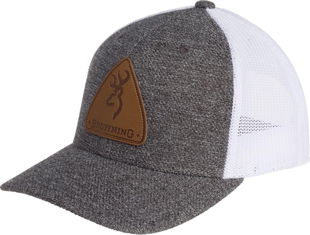 7aebbb1c5 Browning Men's Slug Mesh Heather Hat